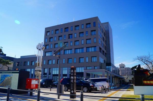 酒田市役所
