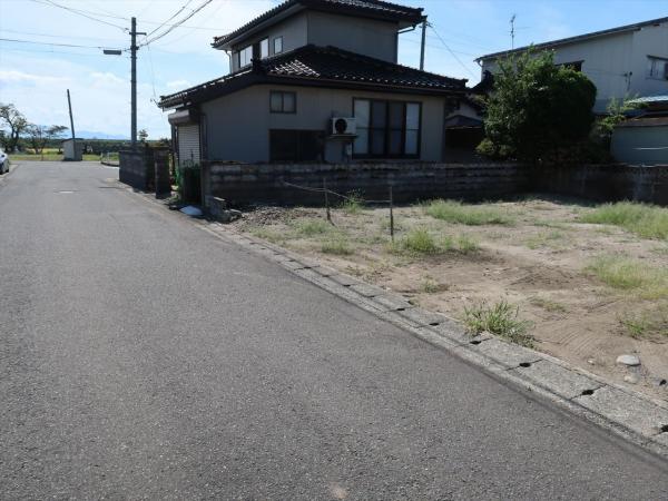 土地 東田川郡庄内町払田字サビ JR羽越本線余目駅 480万円
