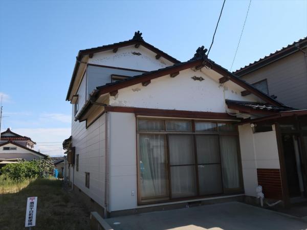 中古戸建 酒田市泉町2-13 JR羽越本線酒田駅 690万円