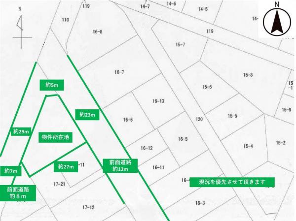 土地 酒田市緑ケ丘1丁目17-10 JR羽越本線酒田駅 888万円