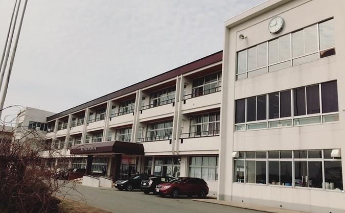 酒田市立鳥海八幡中学校