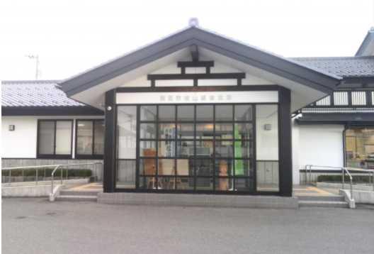 酒田市役所松山庁舎