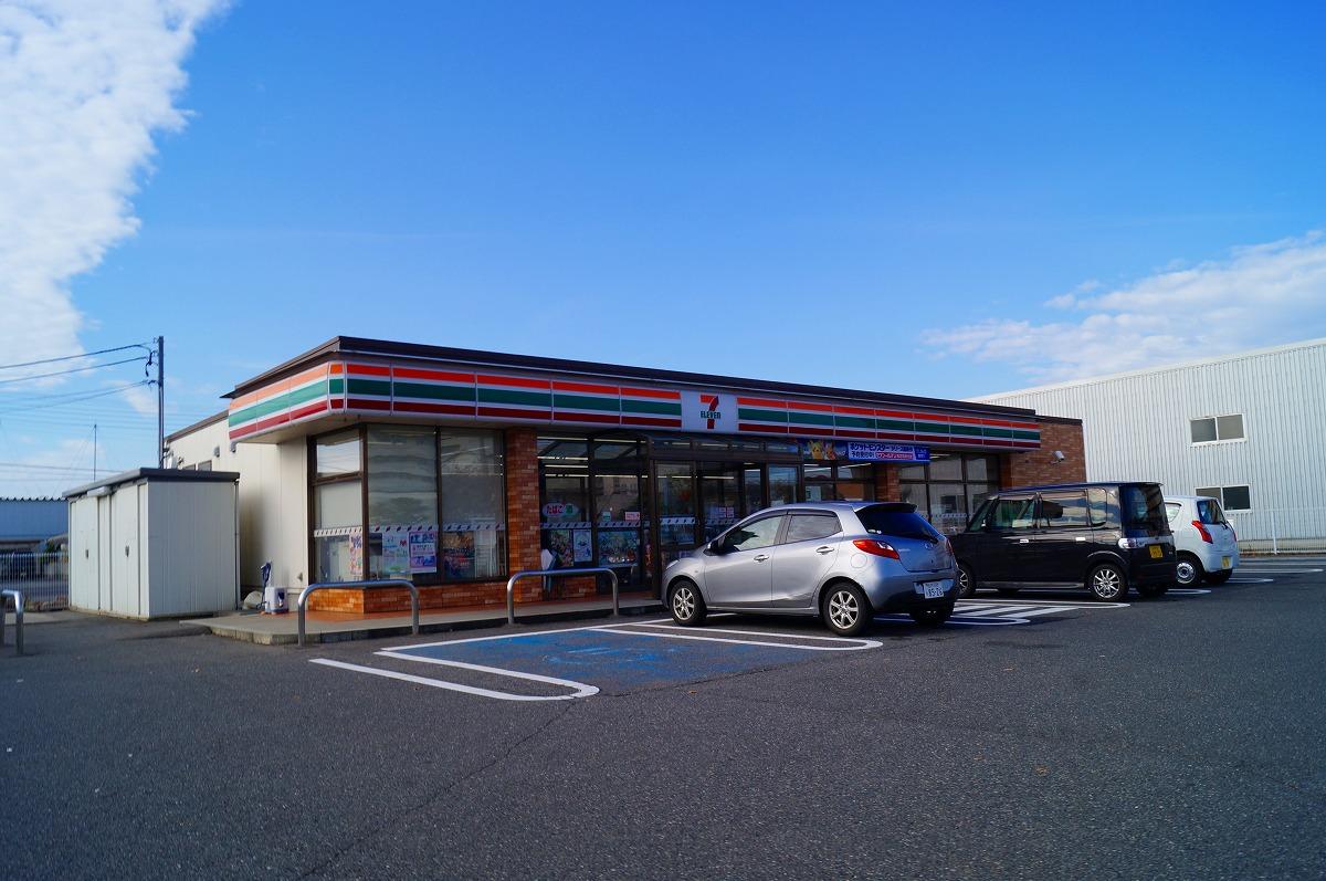セブン-イレブン 酒田日本海病院前店