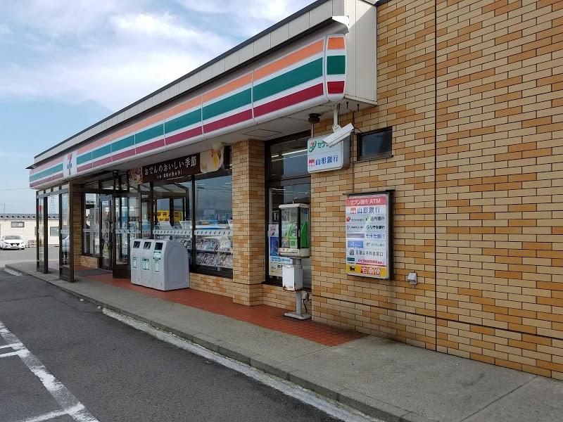セブン-イレブン 酒田豊里店