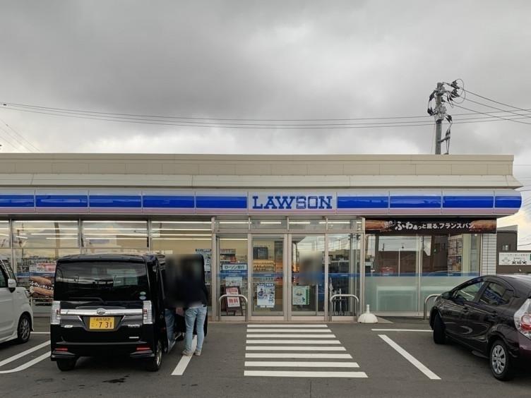 ローソン 鶴岡青柳町店