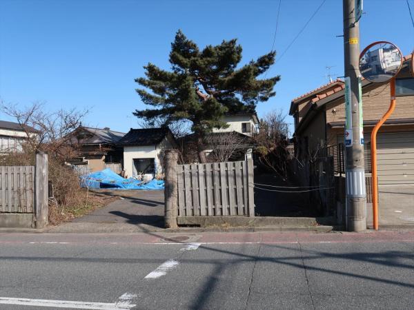 土地 酒田市寿町6-46 JR羽越本線酒田駅 1280万円