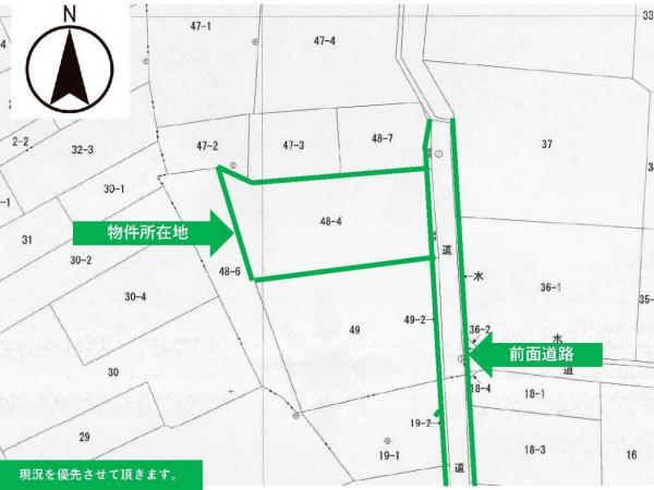 土地 酒田市字仲町 JR羽越本線砂越駅 350万円