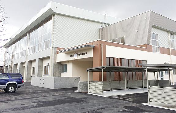 酒田市立東部中学校