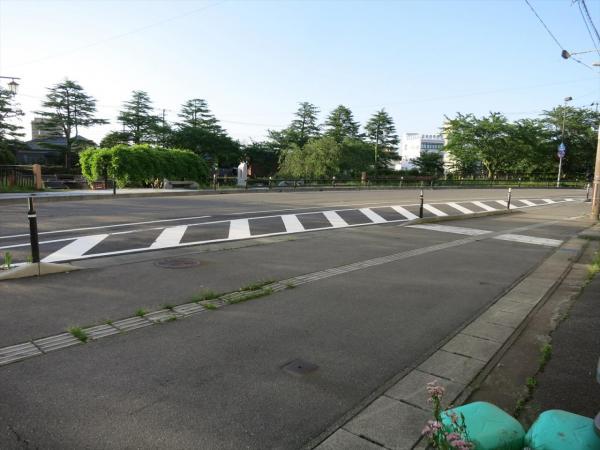 土地 鶴岡市本町1丁目2-26 JR羽越本線鶴岡駅 3200万円