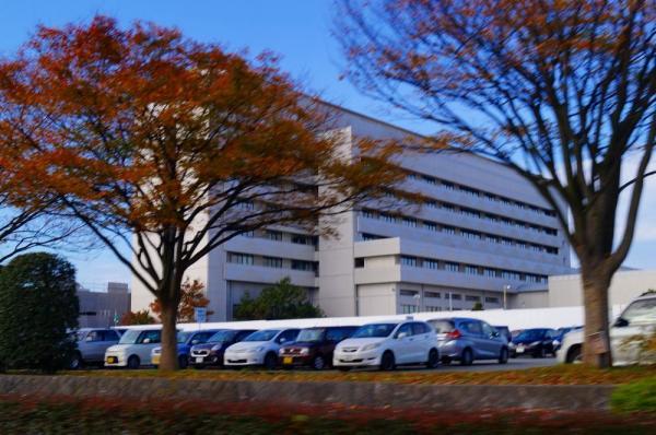 日本海総合病院。