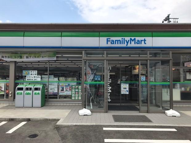 ファミリーマート 鶴岡宝田店
