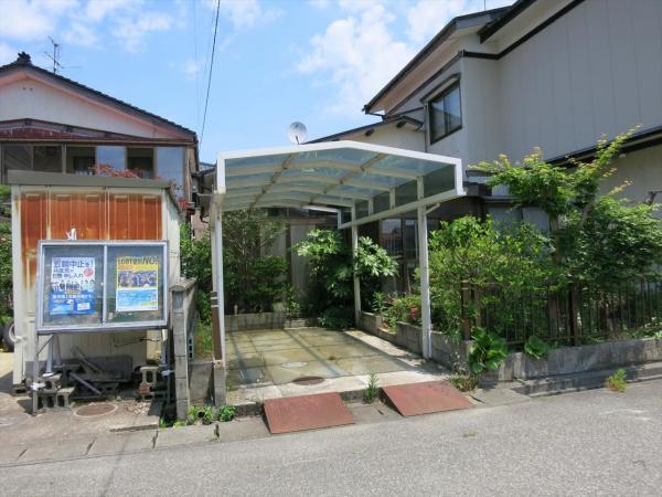土地 山形県酒田市緑町5-27 JR羽越本線酒田駅 800万円