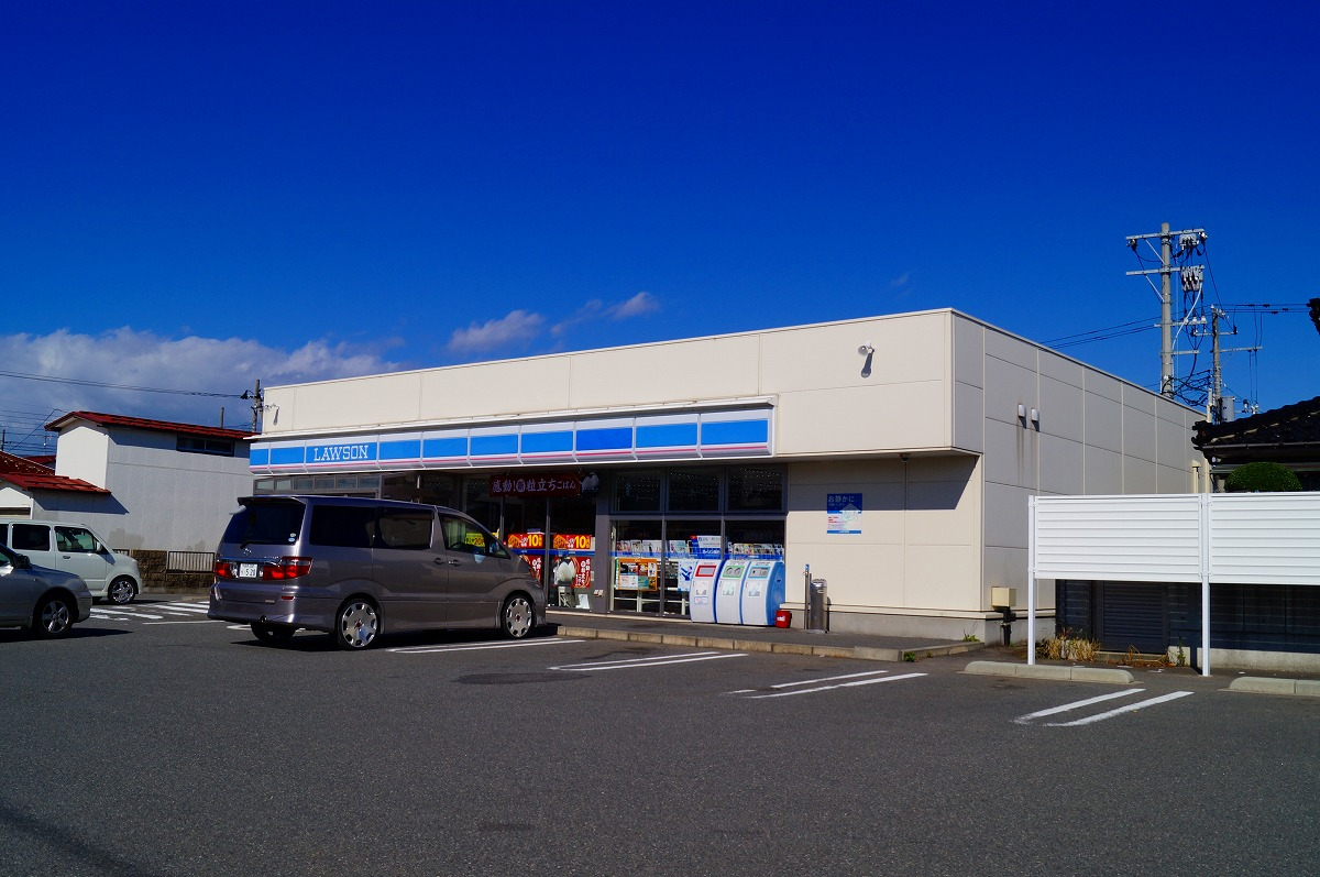ローソン 酒田北新橋店