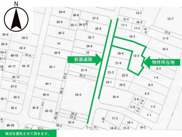 土地 山形県酒田市千日町 JR羽越本線酒田駅 580万円