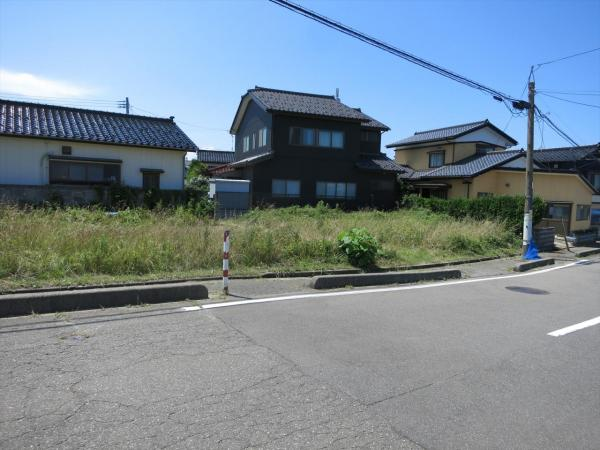 土地 酒田市北新町2丁目 JR羽越本線酒田駅 990万円