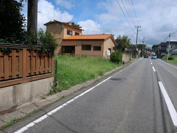 土地 山形県酒田市安田字高野49 JR羽越本線酒田駅 280万円