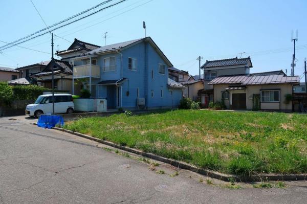 土地 山形県酒田市旭新町14-13 JR羽越本線酒田駅 780万円