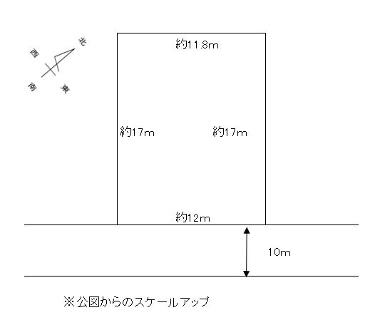 土地 山形県酒田市新橋4丁目4-8 JR羽越本線酒田駅 759万円