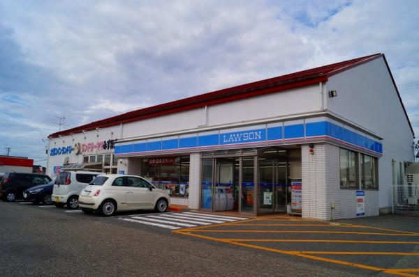 ローソン酒田亀ヶ崎二丁目店。