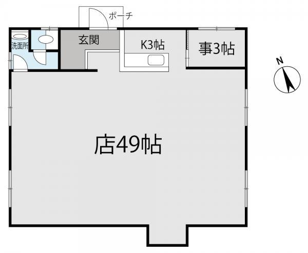 中古戸建 旭市ニ5180-17 JR総武本線旭駅 490万円