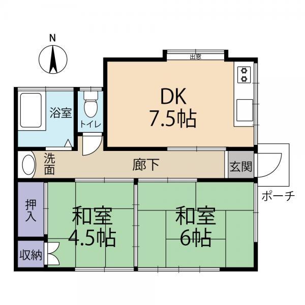 中古戸建 旭市駒込 JR総武本線干潟駅 250万円