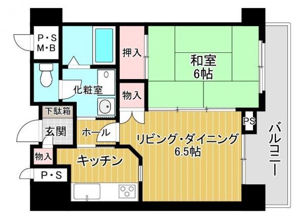 中古マンション 兵庫県姫路市東延末3丁目3丁目 駅 600万円
