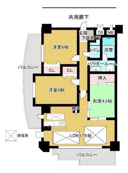 中古マンション 兵庫県姫路市久保町 駅 2830万円