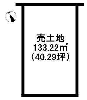 土地 兵庫県姫路市東山642番地2号 山陽電鉄本線八家駅 500万円