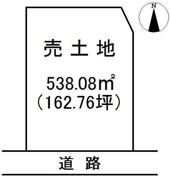 土地 兵庫県姫路市香寺町矢田部 JR播但線溝口駅 400万円