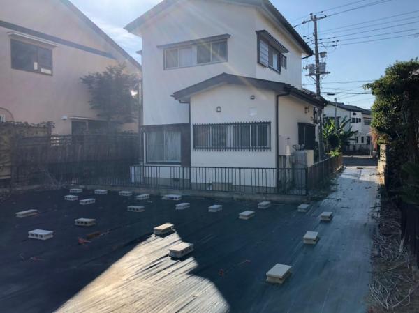 土地 常総市水海道橋本町 関東鉄道常総線水海道駅 80万円