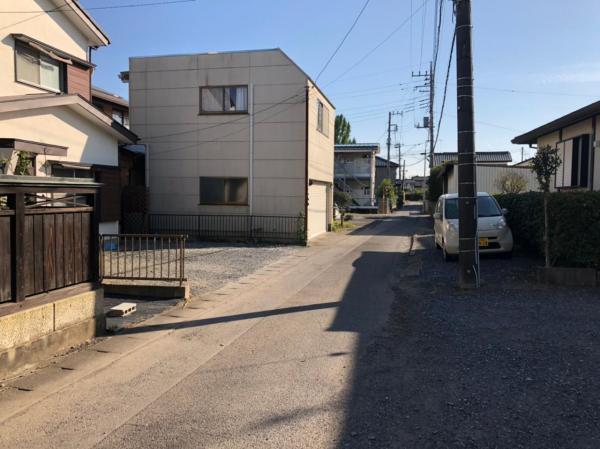 土地 常総市水海道橋本町 関東鉄道常総線水海道駅 51万円