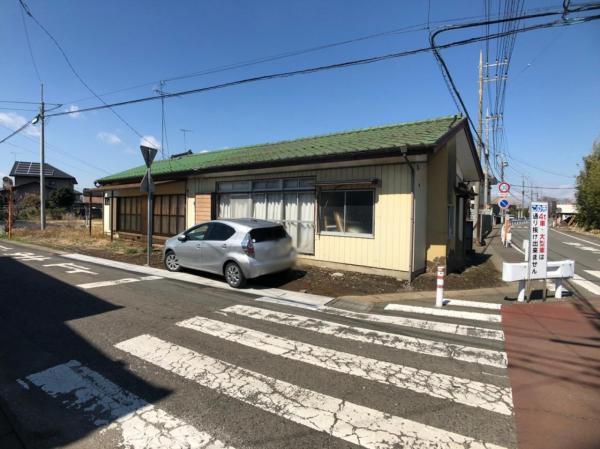中古戸建 筑西市山崎 真岡鐵道下館二高前駅 198万円