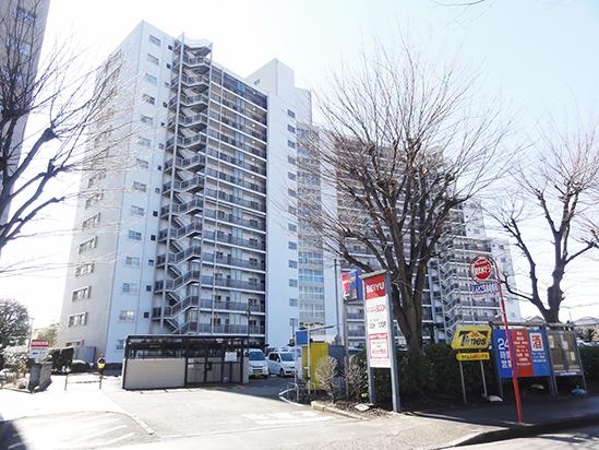 中古マンション 所沢市中新井3丁目 西武新宿線新所沢駅 1480万円