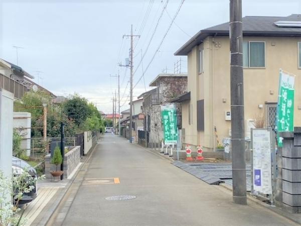 新築戸建 所沢市花園1丁目 西武新宿線新所沢駅 3890万円