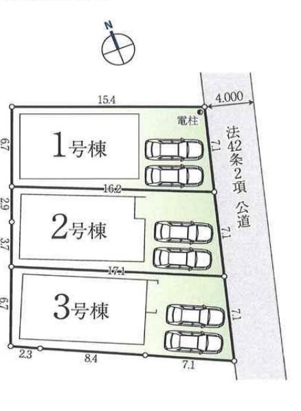 新築戸建 狭山市大字北入曽 西武新宿線入曽駅 2880万円