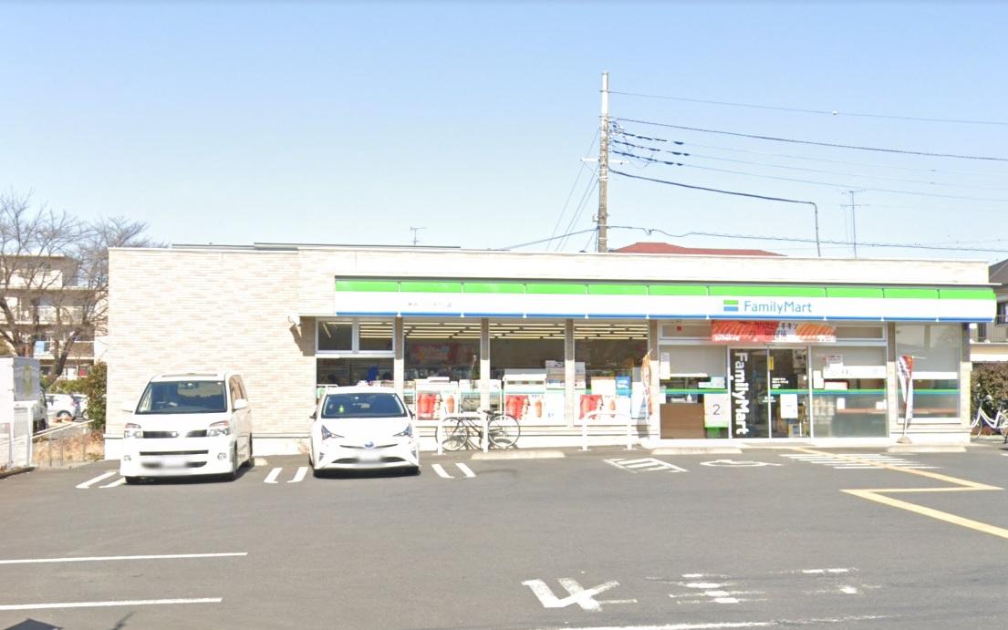 ファミリーマート 所沢ニュータウン店